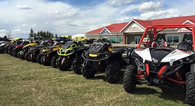 Wetaskiwin & Camrose Motorsports - New & Used ATVs